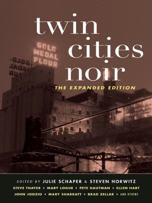 cover image of Twin Cities Noir