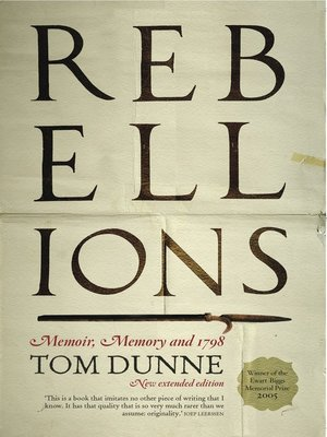 cover image of Rebellions