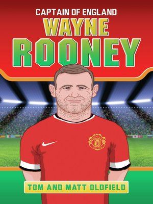 cover image of Wayne Rooney--Captain of England