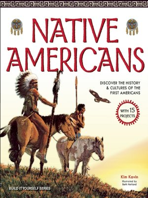 cover image of Native Americans
