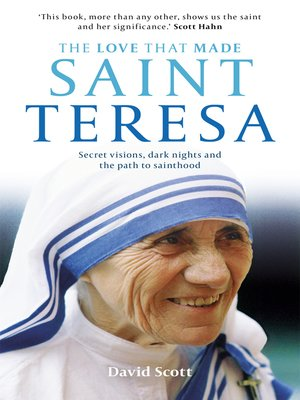 cover image of The Love that Made Saint Teresa