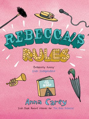 cover image of Rebecca's Rules
