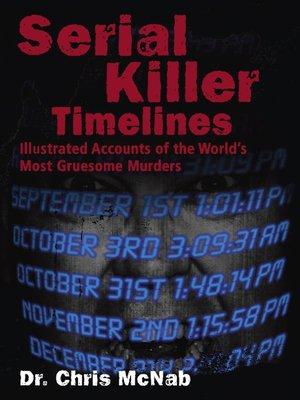 cover image of Serial Killer Timelines
