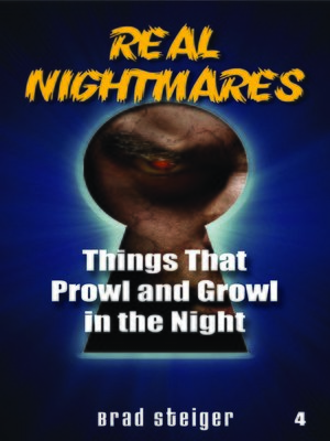 cover image of Real Nightmares (Book 4)