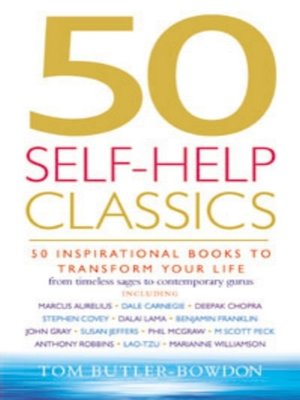 cover image of 50 Self Help Classics