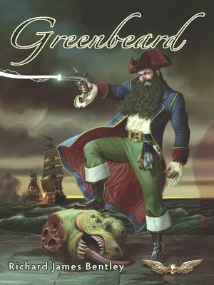 cover image of Greenbeard