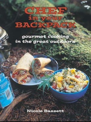 cover image of Chef in Your Backpack