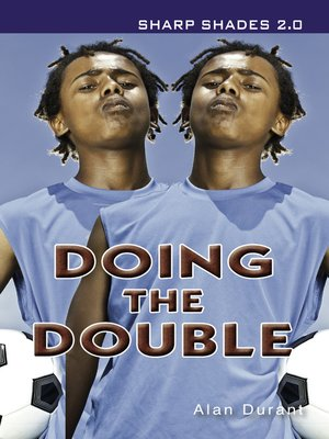 cover image of Doing the Double