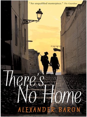 cover image of There's No Home