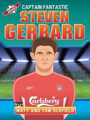 cover image of Steven Gerrard