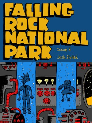 cover image of Falling Rock National Park #3