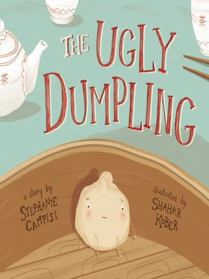 cover image of The Ugly Dumpling