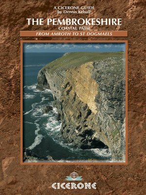 cover image of The Pembrokeshire Coastal Path