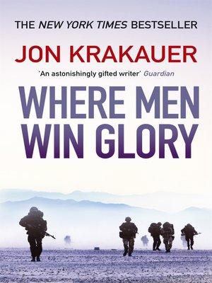 cover image of Where Men Win Glory
