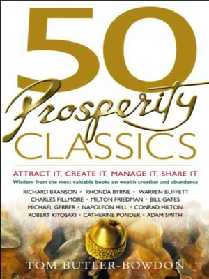 cover image of 50 Prosperity Classics
