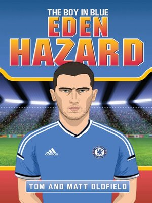 cover image of Eden Hazard