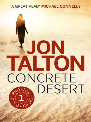cover image of Concrete Desert