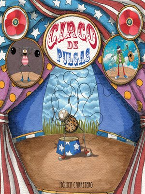 cover image of Circo de Pulgas