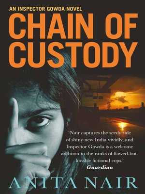 cover image of Chain of Custody