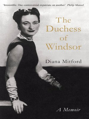 cover image of The Duchess of Windsor
