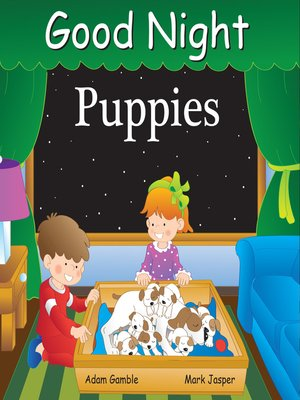 cover image of Good Night Puppies
