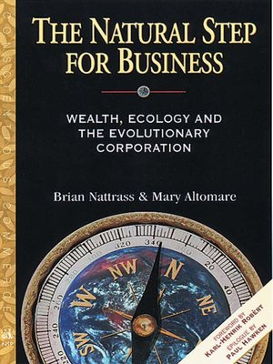 cover image of The Natural Step for Business