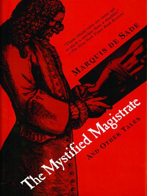 cover image of The Mystified Magistrate