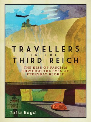cover image of Travellers in the Third Reich