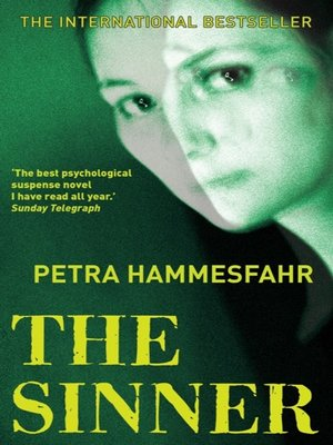 cover image of The Sinner