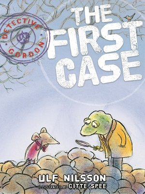 cover image of The First Case