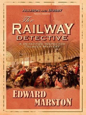 cover image of The Railway Detective
