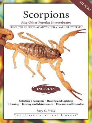 Scorpions by Jerry G  Walls · OverDrive (Rakuten OverDrive