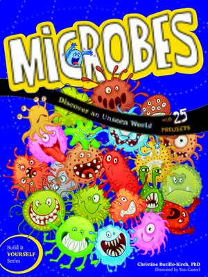 cover image of Microbes