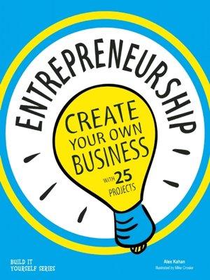 cover image of Entrepreneurship