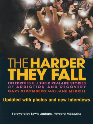 cover image of The Harder They Fall