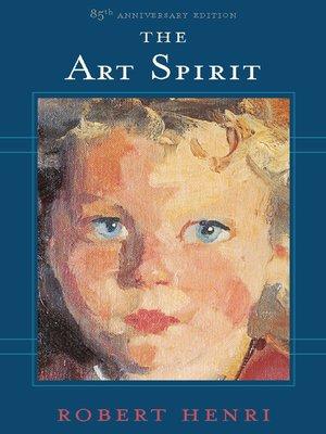 Art henri pdf the spirit robert