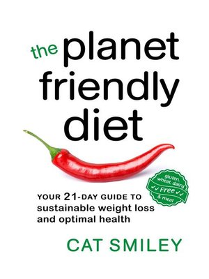 cover image of The Planet Friendly Diet