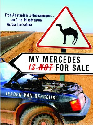 cover image of My Mercedes Is Not for Sale