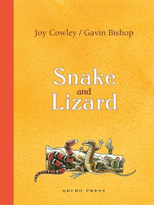 cover image of Snake and Lizard