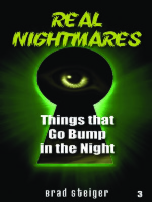 cover image of Real Nightmares (Book 3)