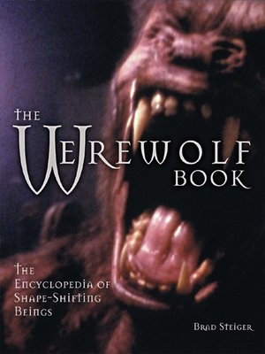 cover image of The Werewolf Book