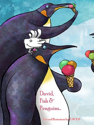 cover image of David, Fish & Penguins...