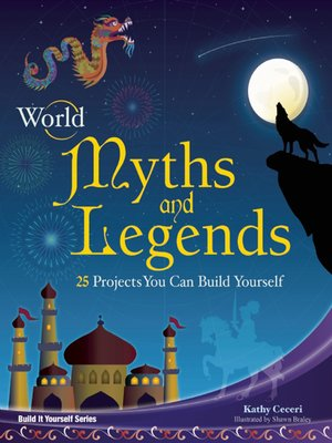 cover image of World Myths and Legends