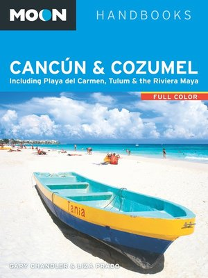 cover image of Moon Cancún & Cozumel