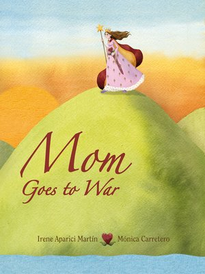 cover image of Mom Goes to War