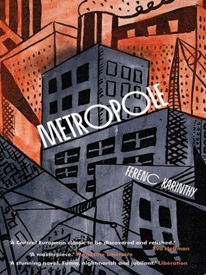 cover image of Metropole
