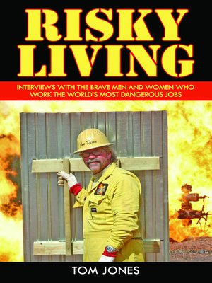 cover image of Risky Living