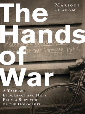 cover image of The Hands of War