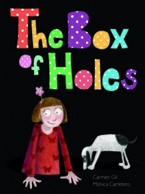 cover image of The Box of Holes