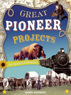 cover image of Great Pioneer Projects